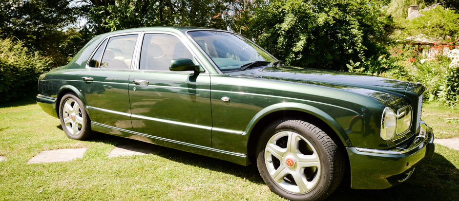 2001 Bentley Arnage Red Label - For Sale